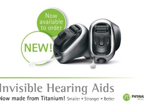 Hearing loss as you get older